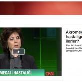 CNN Türk'de bir röportaj: Akromegali hastalığı nasıl ilerler?