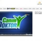 NTV Canım Doktor'da